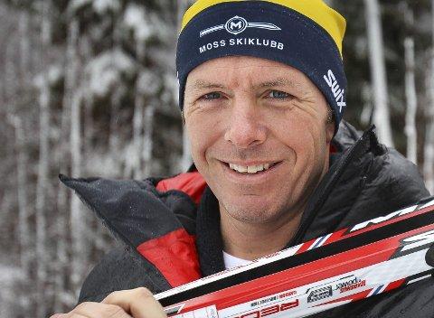 DAGENS NAVN: Per Christian Pettersen (47), Krapfoss/Moss. Lærer og avdelingsleder på Øreåsen skole og skiløper. Tre barn, 47 år.