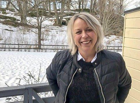 Hanne Eriksson (47) er virksomhetsleder og livsstilsmotivator.