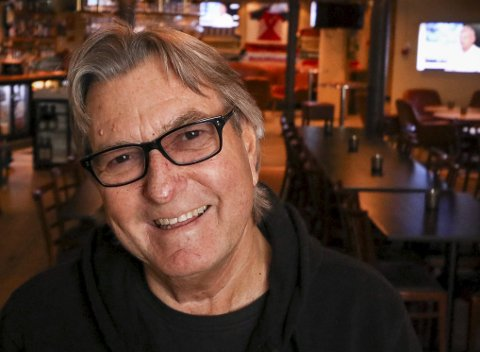 DAGENS NAVN: Stig Martinsen (64). Barnevernspedagog og livsvarig blues-venn Gift, to barn og tre barnebarn.