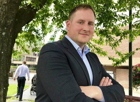 Joakim Sveli er Venstre-politiker i Moss. Han sitter i miljø- og samferdselsutvalget.