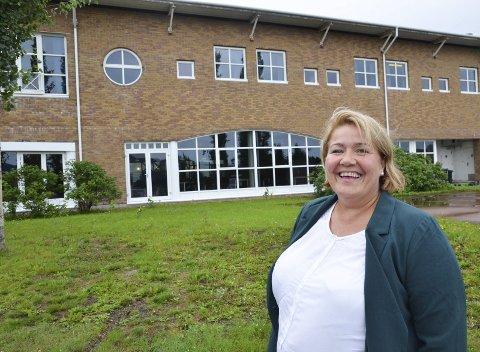 Elin Dahlseng Eide er Rana Aps varaordførerkandidat. Foto: Kenneth J. Gabrielsen