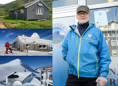 - Først og fremst beklager vi at vi må gjøre dette. Folk som er glade i å gå på fjellet blir fratatt muligheten til å bruke hyttene, sier daglig leder i Polarsirkelen turlag, Robert Bjugn.