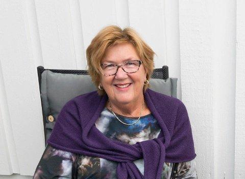 Berit Brørby fra Jevnaker har gjennom flere tiår vært engasjert i blant annet politikk både lokalt og nasjonalt.