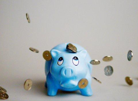 55 prosent er pessimistiske med tanke på pensjonskronene. Foto: Sara Johannessen / SCANPIX