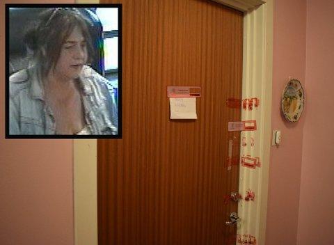 FUNNET DØD: Kvinnen ble funnet død i leiligheten sin 23. juli i år. Politiet mener hun ble drept.