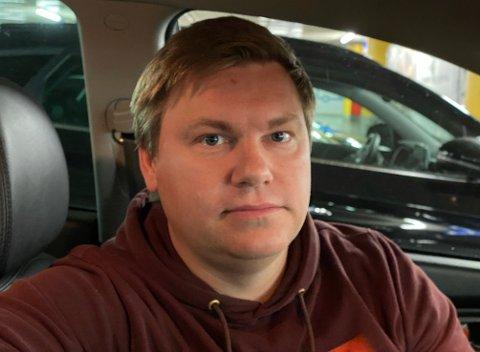 NESTENULYKKE: Larsi Sell får vondt når han tenker på hva som kunne ha gått galt.