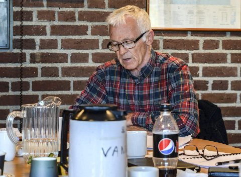 ARNE LARSEN: Ringte rådmannen fredag 28. februar for å opprette en dialog om gjennomføringen av mars-høringen av Gudbjørgsrud og Schei, som kontrollutvalget vedtok dagen før.