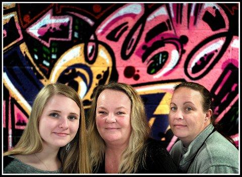 Kultur til barna: Linn Kristin Selvik (fra venstre), Beate Aamodt og Merete Søraa er blant dem som bidrar til gjennomføringen av Barnas kulturmønstring.