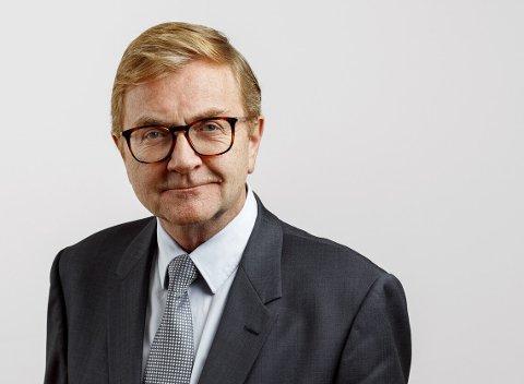 NY DRIFT: Advokat Fredrik Bie arbeider med å få oversikt over situasjonen på Spa-hotell Velvære. Deretter håpar han at det finst ei løysing for vidare drift av hotellet.