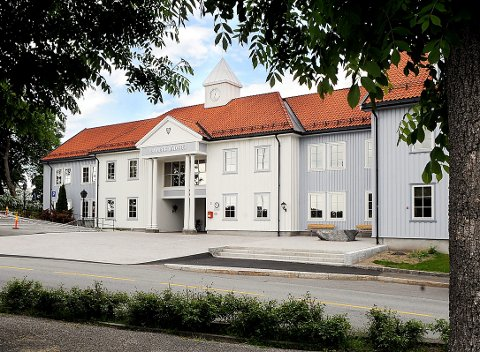 Rådhus i Telemark,Bamble