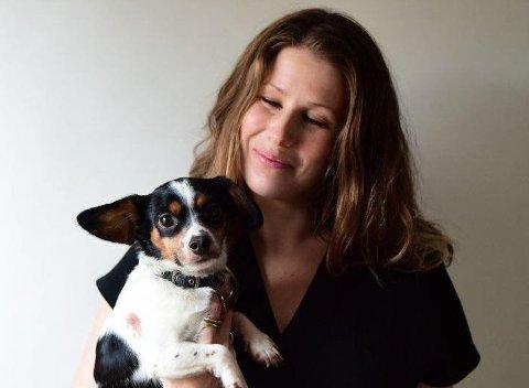 SYNLIGGJØRING: Caroline Criado-Perez, forfatteren av «Invisible Women», er klar for «Verden er designet for menn»-arrangementet i mars. Foto: Rachel Louise Brown