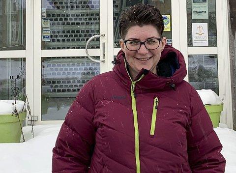 Fra Snarkjøp til kjøkken: Linda Merethe Dalen har lyst på en ny jobb.