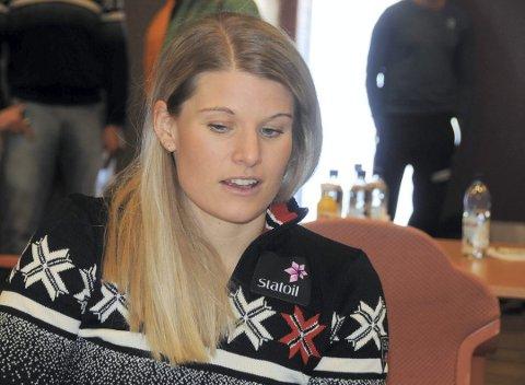 Norges Skiforbund melder at tre nye skiløpere er blitt syke. Mari Eide er en av dem. Foto:Kåre Strande