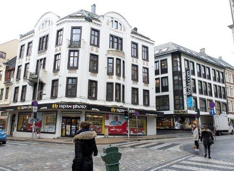 Olav Kyrres gate 41 og Vaskerelven 39 er solgt til et trøndereid eiendomsselskap