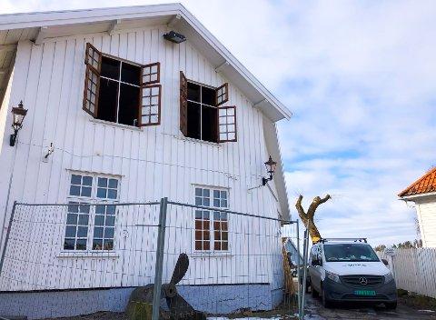 Vestby Hyttepark AS søkte og fikk ja til planene om å oppgradere «Kroa» og sette bygningene tilbake i nær original stand. (Sveip for flere bilder.)