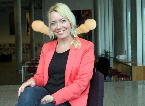 Kultursjef Ellen Knutsen