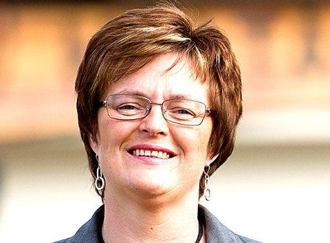 PÅ STORTINGET: Heidi Greni (Sp). Arkivfoto: N. K. Nesvold