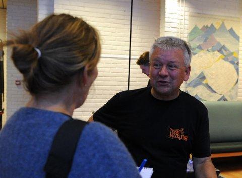 Kjell Arild Gundersen.