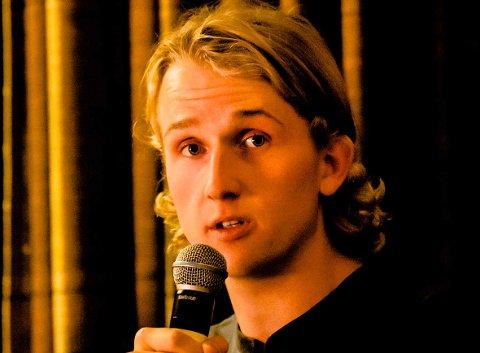 Alexander Nilsson, Rødt på talerstolen i Ås kommunestyre