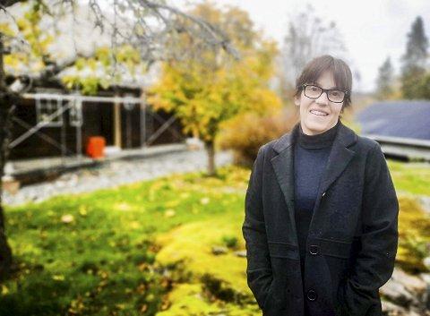 Vil bli ordfører: Sara Sægrov Ruud er Risør Venstres ordførerkandidat til valget i 2019. For henne og partiet startet valgkampen allerede for tre år siden. – Valgkamp er ikke de siste seks ukene. Det er alle de fire årene, sier hun.Foto: Juni WEndelin Fasting