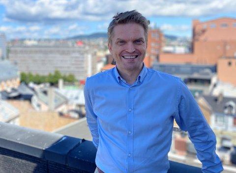 Øyvind Henriksen (40) blir redaktør for Watch Medias nye nettavis, den heter  EiendomsWatch.