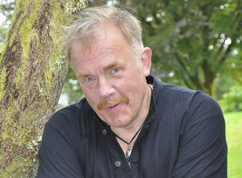 Kurt Oddekalv (59) ble i sommer rammet av hjerneblødning.