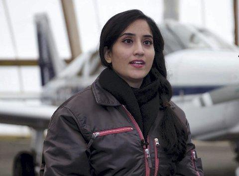 Naureen Akhtar ved Institutt for fysikk og teknologi ved Universitetet er hovedpersonen bak oppfinnelsen.