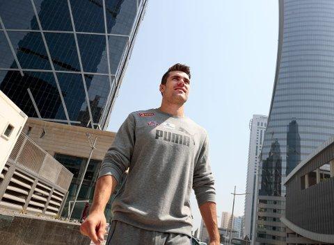 Tirsdag starter tikamp i VM i Doha, der Martin Roe har mål om å heve 12.-plassen fra London-VM i 2017.