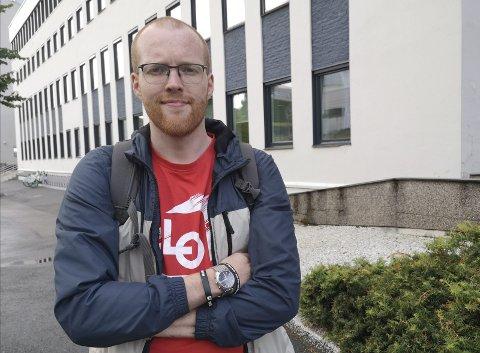 Faglig ungdomssekretær i LO Vestland, Gunnar Johnsen, tror mange av bruddene på arbeidsmiljøloven skyldes koronakrisen.