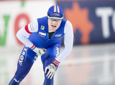 Sverre Lunde Pedersen er normalt sett en av verdens beste skøyteløpere. Det er derfor knyttet en del spenning til helgens comeback i konkurranse. – Det blir spennende å se hvordan det går, sier 29-åringen.