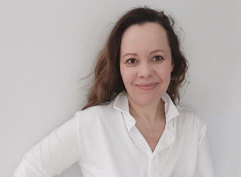 LOKAL GRÜNDER: Anita Godell er opprinnelig fra Vikersund og kommer på Modumkonferansen for å snakke om sin gründervirksomhet.