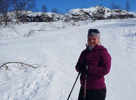 TILBAKE TIL SOKNDAL: Merete Grimestad budde i Sokndal frå 2000 til 2010. Nå flytter ho tilbake til kommunen for å jobba som oppvekst- og kultursjef.
