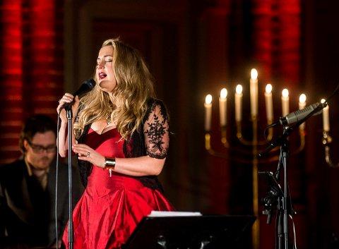 Helene Bøksle avholder to konsert i Bragernes kirke på samme dag den 21. desember.