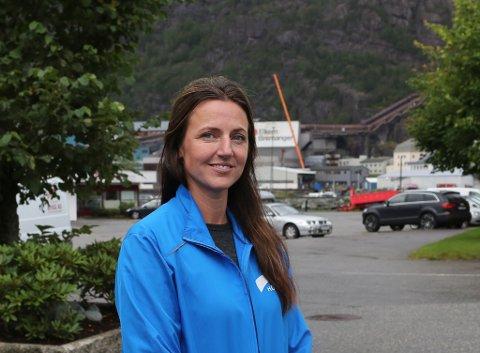 Elisabeth Hatlenes (H) tek over rolla som styreleiar i KF Bremanger Hamn.