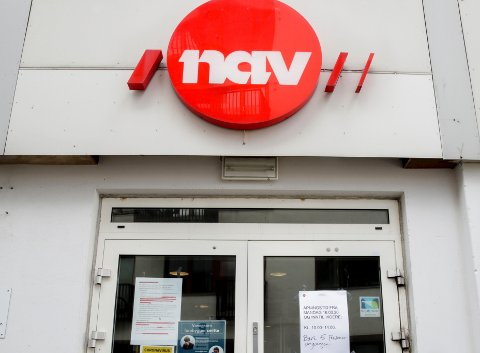 MELDINGAR: Mannen sende fleire meldingar med trugande innhald til eit NAV-kontor i Nordfjord. ARKIVFOTO