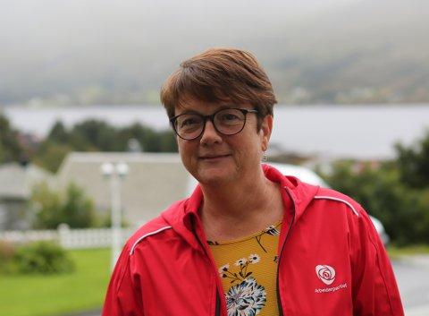 Ordførar Anne Kristin Førde i Bremanger.