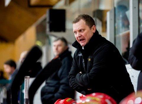 NYE UTFORDRINGER: Magnus Sundquist er ansatt som assistentrener for Brynäs.