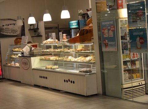 FULL DRIFT: Cewex-filialen i Torvbyen drives videre som før. Foto: Marianne Holøien