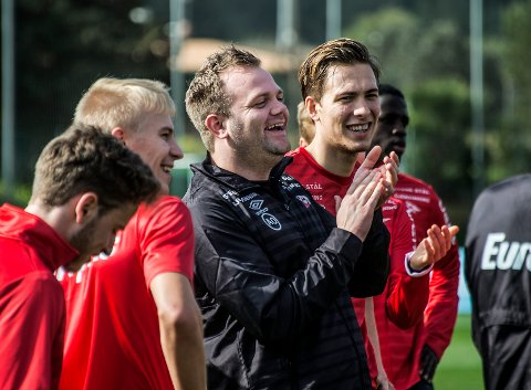Aleksander Olsen er aktuell som ny Kvik Halden-trener.