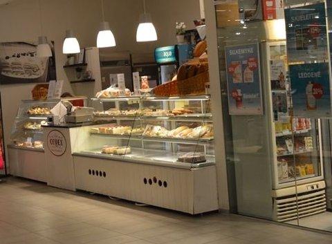 FULL DRIFT: Cewex-filialen i Torvbyen ble drevet videre som før etter konkursen i Cewex Bakeri & Konditori.