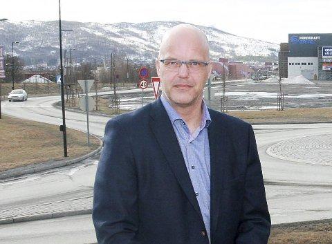 Raser: Kjetil Moe synes det helt uakseptabelt slik busstilbudet er i dag.