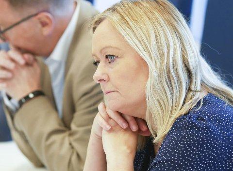 Mona Nilsen sier at både hun og de andre gruppelederne er skeptisk til å gjøre endringer som kan bety et dårligere omsorgstilbud for eldre.