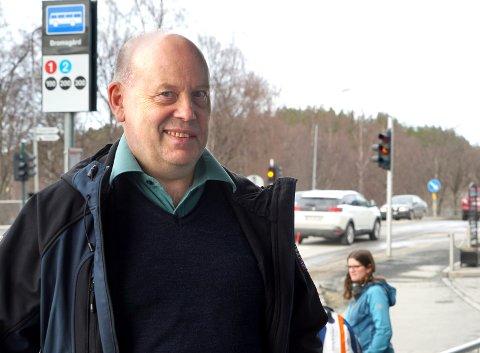 Svein Nilsen er Arbeiderpartiets og senterpartiets kandidat for å bli ny ordfører i Evenes kommende onsdag.