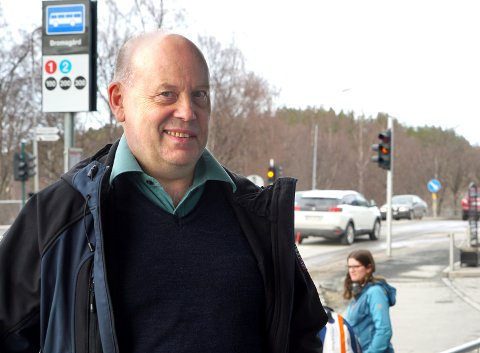 NEI TAKK: Senterpartiets Svein Nilsen sier at han ikke våger å påta seg ordførerrollen selv om det skulle være flertall for ham i tirsdagens kommunestyremøte.
