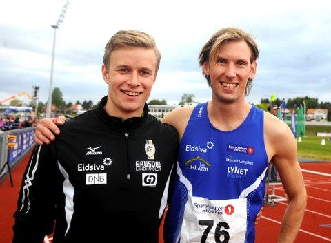 Mauritz Kåshagen og Håkon Morken vant begge på Bislett Games, men ingen klarte EM-kravet.