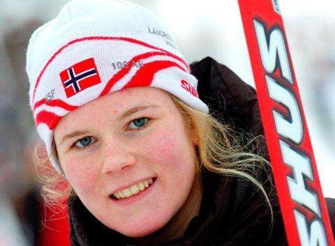 NY JOBB: Ingvild Øyjordet (26) har fått jobben som nasjonalparkforvalter for Reinheimen. Ho har tidligere vært en aktiv langrennsløper.