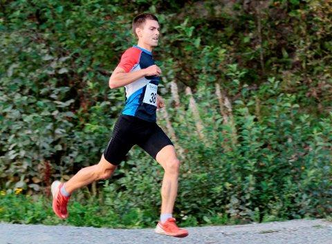 Geir Steig vant sitt sjuende løp i Sørdalskarusellen og ble totalvinner før det siste løpet.