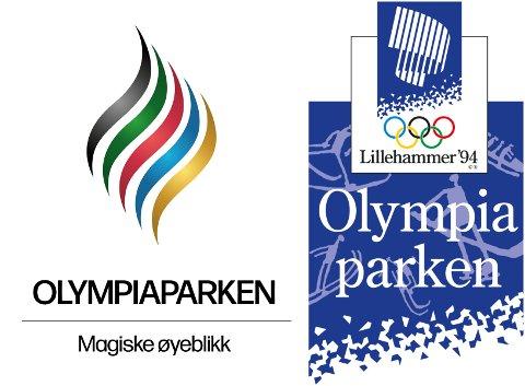 Til venstre er den nye logoen som tar opp i seg symbolet med OL-ilden og fargene, uten å bruke OL-ringene. Til høyre er den gamle logoen som har tydelig symbolikk fra Vinter-OL 1994.
