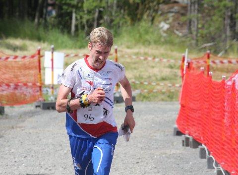 Olav Lundanes inn til seier i O-festivalen.