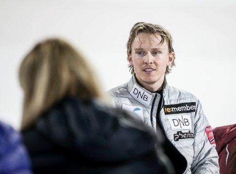 FRA SKI TIL SYKKEL: Henrik Kristoffersen, verdensmester i storslalåm, skal sykle Grenserittet fra Strömstad til Halden lørdag.